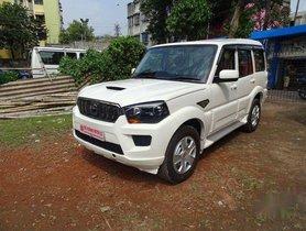 Used 2017 Mahindra Scorpio MT for sale in Kolkata