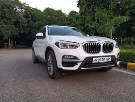 BMW X3 xDrive 20d Luxury Line 2018 AT for sale in New Delhi