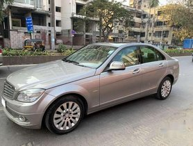 Used Mercedes Benz C-Class 2009 AT for sale in Mumbai