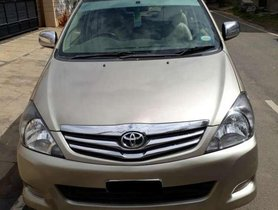 Used 2011 Toyota Innova MT for sale in Nagar