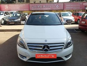 Used Mercedes Benz B Class 2013 Diesel AT for sale in Goregaon