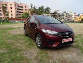 Used Honda Jazz S 2015 MT for sale in Kolkata