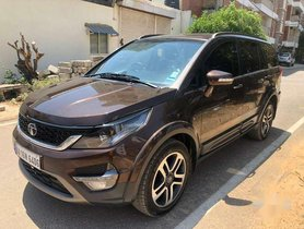 Used Tata Hexa XT 2018, Diesel MT for sale in Nagar