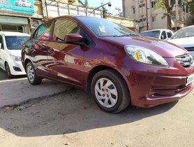 2014 Honda Amaze S i-Dtech MT for sale in Vadodara