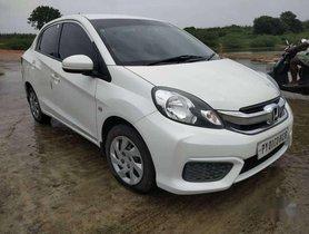 Used Honda Amaze 2017 MT for sale in Pondicherry