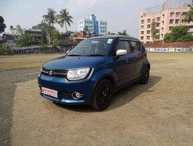 Used 2017 Maruti Suzuki Ignis MT for sale in Kolkata