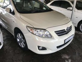 Used Toyota Corolla Altis G 2010 MT for sale in Edapal