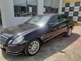 Used Mercedes Benz E Class 2011 AT for sale in Jaipur