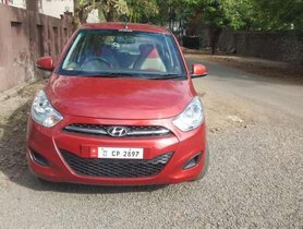 Used 2012 Hyundai i10 Sportz 1.2 MT for sale in Kolhapur