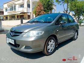 Used Honda City ZX GXi, 2007, CNG & Hybrids MT for sale in Ahmedabad