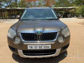 Used 2012 Skoda Yeti Elegance MT for sale in Tiruppur