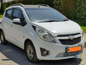 Used Chevrolet Beat 2012 Diesel MT for sale in Thane