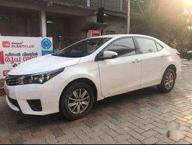 Used 2014 Toyota Corolla Altis MT for sale in Kochi