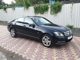 Mercedes-Benz C-Class 200 CGI Avantgarde, 2011, Petrol AT in Pune