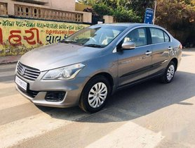 Used Maruti Suzuki Ciaz VXI, 2016, Petrol MT for sale in Ahmedabad