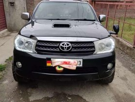 Used Toyota Fortuner 2010 Diesel MT for sale in Srinagar