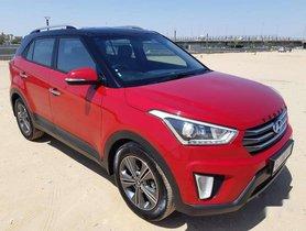 Used Hyundai Creta 1.6 SX 2016 MT for sale in Ahmedabad