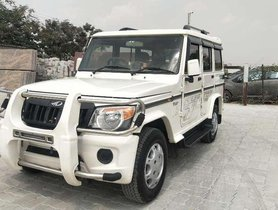 Used Mahindra Bolero ZLX 2016 MT for sale in Hyderabad