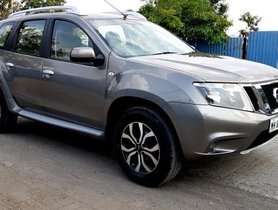 Used Nissan Terrano XV D Pre 2013 MT for sale in Pune