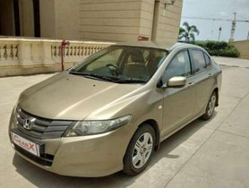 Honda City S, 2010, CNG & Hybrids MT for sale in Thane