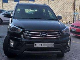 Used Hyundai Creta 1.6 SX 2018 AT in Thiruvananthapuram