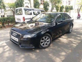 Used Audi A4 2.0 TDI 2012 AT for sale in Ghaziabad