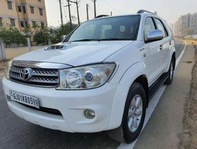 Used Toyota Fortuner 2010 MT for sale in Ahmedabad