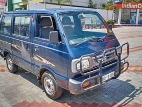 2013 Maruti Suzuki Omni MT for sale in Chennai
