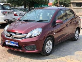 Used Honda Amaze 2016 MT for sale in Ghaziabad