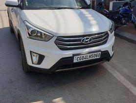 Used 2016 Hyundai Creta 1.6 SX MT for sale in Raipur