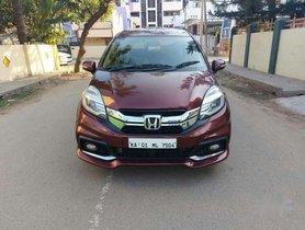 Used 2014 Honda Mobilio S i-VTEC· MT for sale in Coimbatore