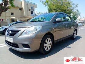 Used Nissan Sunny XL D 2013 MT for sale in Ahmedabad