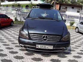 Used 2007 Mercedes Benz V-Class AT for sale in Kochi
