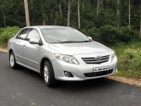 Used 2009 Toyota Corolla Altis 1.8 G MT for sale in Edapal