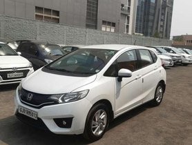 Used 2015 Honda Jazz V MT for sale in Vadodara