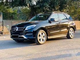 Used 2016 Mercedes Benz GLE AT for sale in Gurgaon