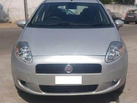 Used Fiat Punto Active 1.2, 2009, Diesel MT for sale in Secunderabad