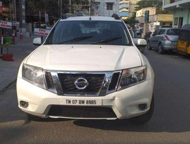 Used 2014 Nissan Terrano MT for sale in Coimbatore