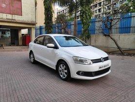 2012 Volkswagen Vento Diesel Highline MT for sale in Mumbai