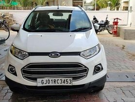Used Ford Ecosport Trend Plus, 2015, Petrol MT for sale in Ahmedabad