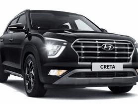 Base Model of New Hyundai Creta Detailed in Walkaround Video