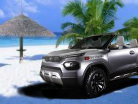 Tata HBX Imagined In A Topless Avatar