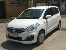 Maruti Suzuki Ertiga ZDi, 2014, Diesel MT for sale in Mumbai