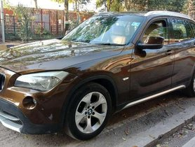 Used 2011 BMW X1 sDrive20d AT for sale in Lucknow