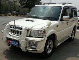 Mahindra Scorpio VLX 2WD Airbag BS-IV, 2010, Diesel MT in Hyderabad