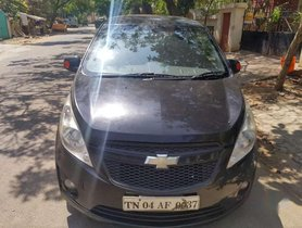 Used Chevrolet Beat 2010 MT for sale in Chennai