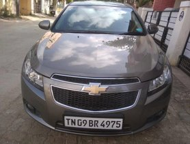 2012 Chevrolet Cruze LTZ MT for sale in Chennai