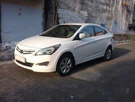 Used Hyundai Verna 1.4 VTVT 2015 MT for sale in Kolkata