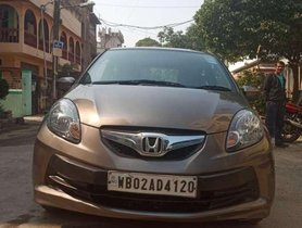Used Honda Brio 2013 MT for sale in Kolkata