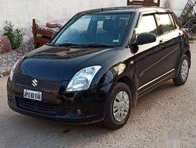 Used Maruti Suzuki Swift, 2007, Petrol MT for sale in Hyderabad